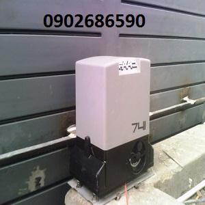 Cổng Lùa FAAC 741 (tải trọng 900kg)
