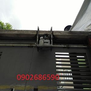 Cổng lùa tự động BILL624 (tải trọng 600kg)