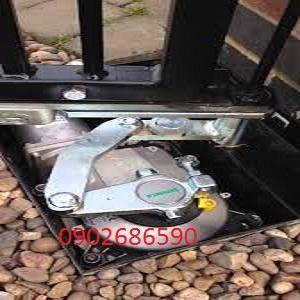 Cổng Âm sàn DU.IT14N (tải trọng 600kg/cánh)